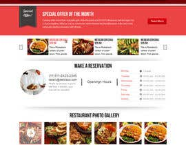 #20 cho Restaurant Website Needed bởi himel302
