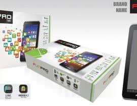 #8 cho Computer Tablet Packaging Design bởi graphidesginer