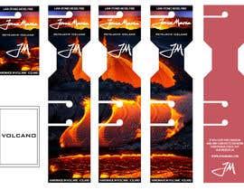 biodomo tarafından Create Packaging Designs for handmade lava jewelery için no 17