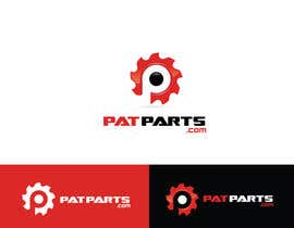 #107 for Design a Logo for patparts.com af laniegajete