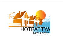 Proposition n° 87 du concours Graphic Design pour Design a Logo for REAL ESTATE company named: HOTPATTAYA