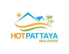 #139 for Design a Logo for REAL ESTATE company named: HOTPATTAYA af dynastydezigns