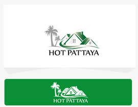 #133 for Design a Logo for REAL ESTATE company named: HOTPATTAYA af praslazeeshan123