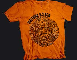#9 for Diseñar una camiseta for cultura azteca af elmagox