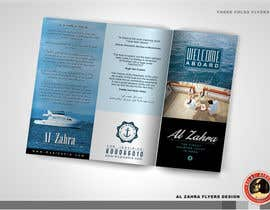 #53 for Design a Flyer for luxury yacht charter af KilaiRivera