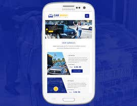 #9 cho Design a Website and Logo  for CAR WASH Detailing bởi syrwebdevelopmen