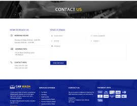 #13 cho Design a Website and Logo  for CAR WASH Detailing bởi syrwebdevelopmen