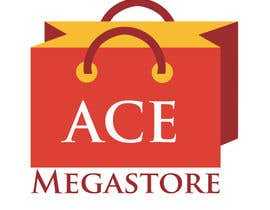 #58 for Design a Logo for ACE Megastore af BMtheManiacBM