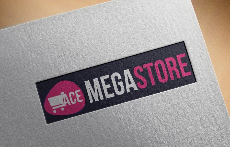 Penyertaan Peraduan #24 untuk Design a Logo for ACE Megastore