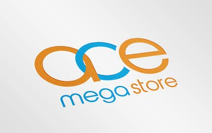 #10 untuk Design a Logo for ACE Megastore oleh mdrashed2609