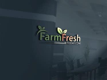#17 untuk Design a Logo for FarmFreshToday.com oleh alikarovaliya