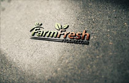 #18 untuk Design a Logo for FarmFreshToday.com oleh alikarovaliya