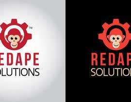 himel302 tarafından Design a Logo + Business Card for Red Ape Solutions! için no 50