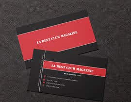 #3 for LABESTCLUBS MAGAZINE BUSINESS CARD af anilabaloch