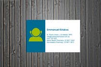 Graphic Design Entri Peraduan #95 for Business Card Design for retail pharmacist based in Sydney, Australia
