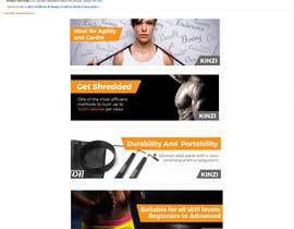 Nro 29 kilpailuun I need an infographic for a jump rope käyttäjältä ANADEN