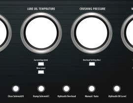 #9 untuk Machine Dashboard oleh Safajou