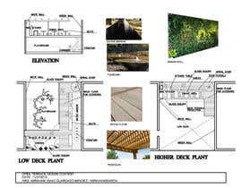 #53 cho Open terrace design bởi Abraham3darch