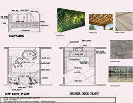 #56 cho Open terrace design bởi Abraham3darch