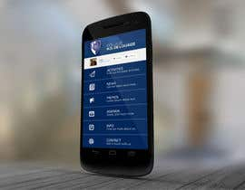 nº 6 pour Enhance a design for a school mobile app par scyla