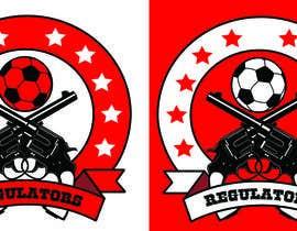 Nro 20 kilpailuun Regulators Soccer Club käyttäjältä glex92