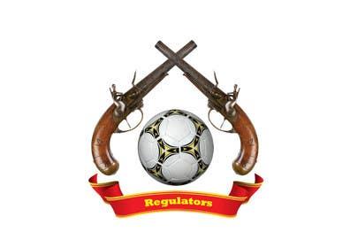 Nro 22 kilpailuun Regulators Soccer Club käyttäjältä nurmohammad21