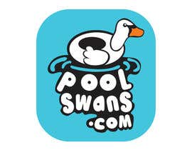 #61 for Design a Logo for PoolSwans.com af dewitan86