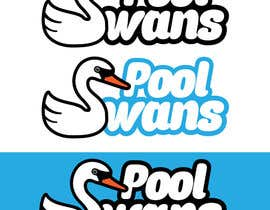 #48 for Design a Logo for PoolSwans.com af PixelDexigner