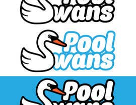 #80 for Design a Logo for PoolSwans.com af PixelDexigner