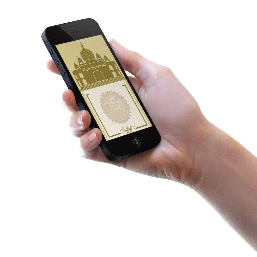 Penyertaan Peraduan #8 untuk Iphone / Android bg images