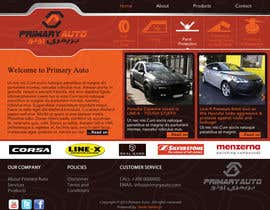 nº 3 pour Build a Website for Primary Auto Trading par ntandodlodlo