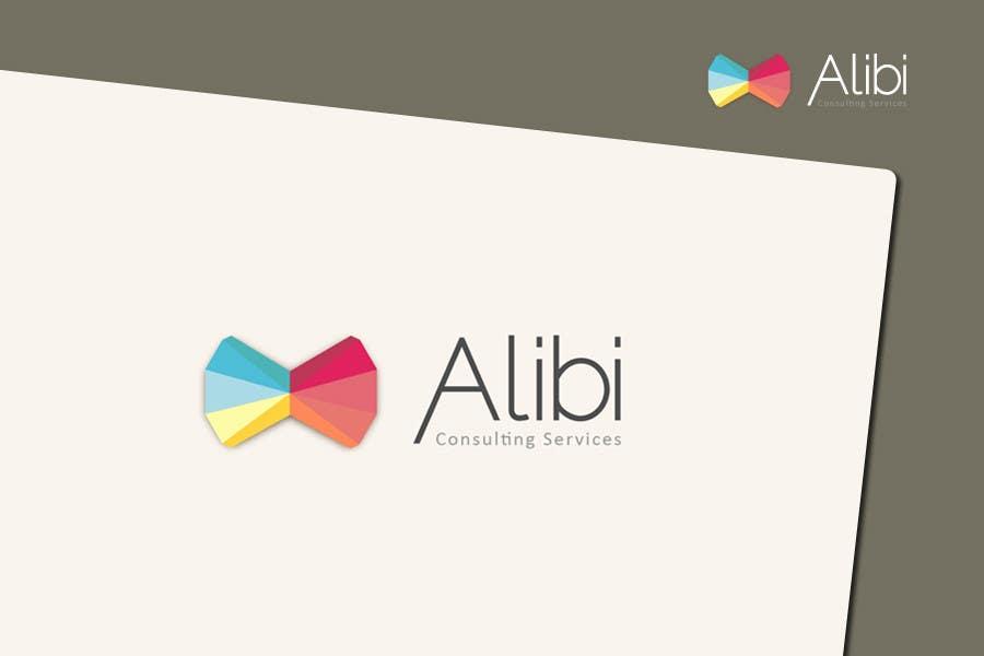 "Bài tham dự cuộc thi #                                        224                                      cho                                         Design a Logo for ""Alibi Consulting Services"""