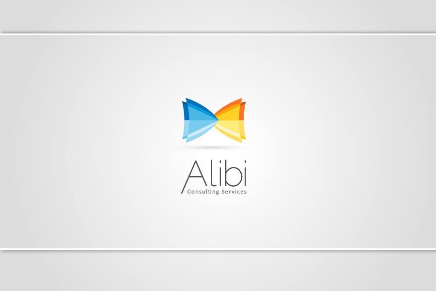 "Bài tham dự cuộc thi #                                        307                                      cho                                         Design a Logo for ""Alibi Consulting Services"""