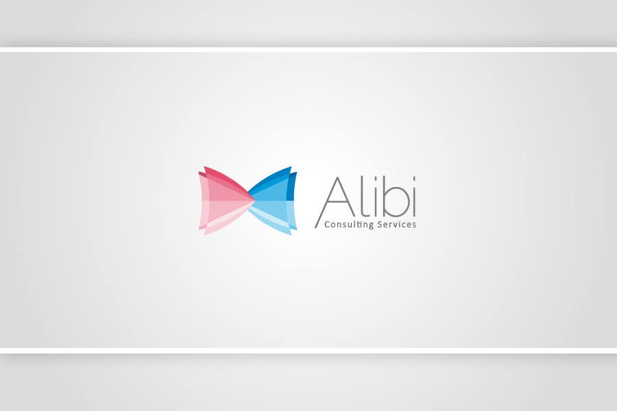 "Bài tham dự cuộc thi #                                        308                                      cho                                         Design a Logo for ""Alibi Consulting Services"""