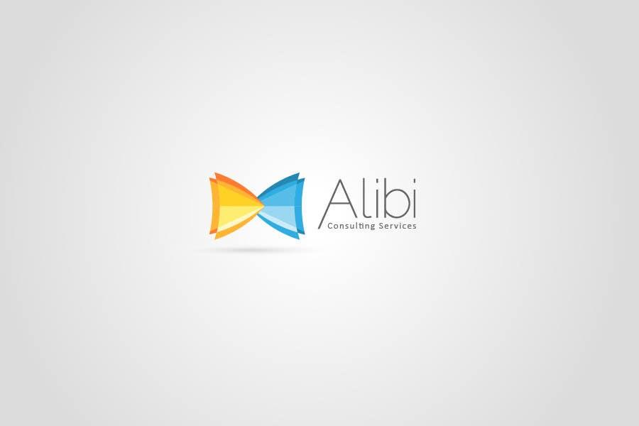 "Bài tham dự cuộc thi #                                        310                                      cho                                         Design a Logo for ""Alibi Consulting Services"""