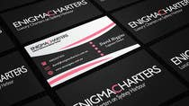 Graphic Design Contest Entry #14 for Design some Business Cards for Enigma Charters