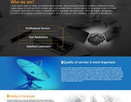 #48 cho Zaprojektuj stronę wg wzoru for SOPOL CONNECT. bởi Lewy0