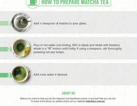 #6 cho Design TWO how-to flyers for making japanese tea bởi emanuelsousaa