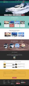 #20 untuk Design a UX/UI Mockup for Yacht Charter Comparison Site oleh ankisethiya