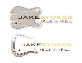#34 untuk Design a Logo for a bules/rock guitaris oleh jamjardesign