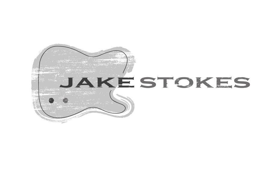 Penyertaan Peraduan #51 untuk Design a Logo for a bules/rock guitaris