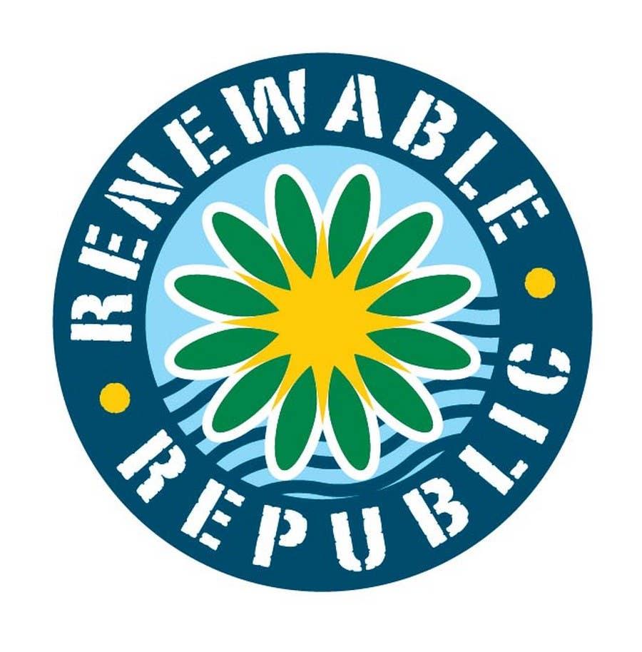 Konkurrenceindlæg #6 for Logo Design for The Renewable Republic