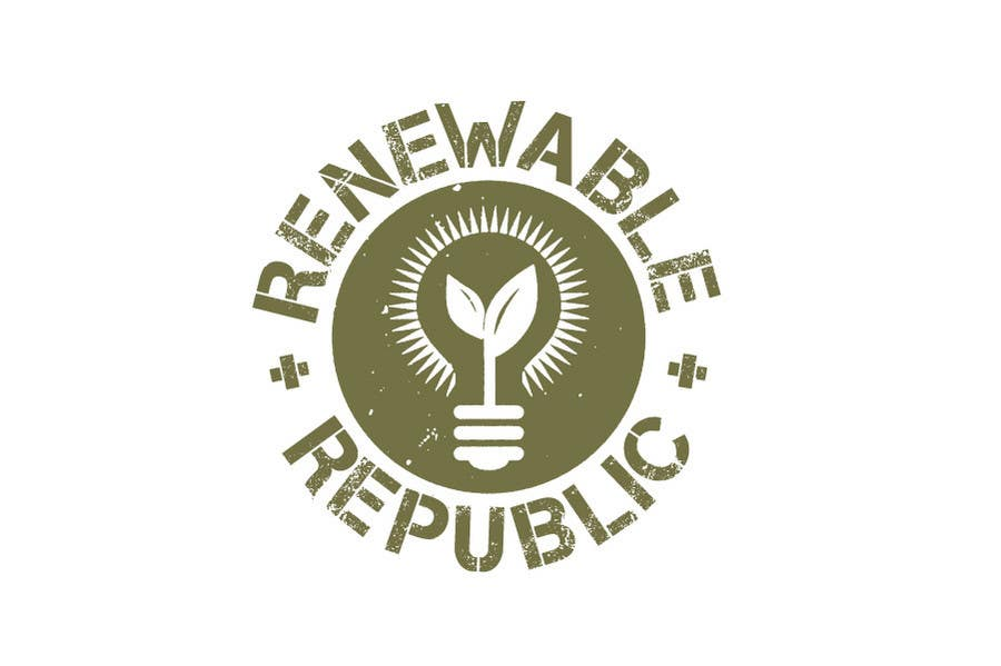 Participación en el concurso Nro.51 para Logo Design for The Renewable Republic