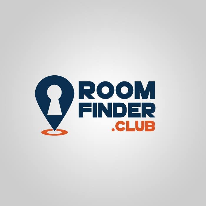 Konkurrenceindlæg #155 for Design a Logo for ROOMFINDER.CLUB