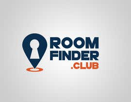 #155 for Design a Logo for ROOMFINDER.CLUB af alaasaleh84