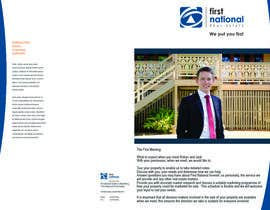 #4 for Design a Brochure for Real Estate Pre-List Kit af towhidhasan14