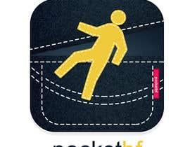 #101 for App iPhone Logo af azure7