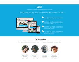 #1 for Custom Wordpress Theme af smartyogeeraj