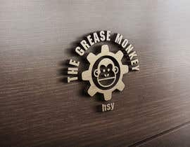 #66 for Design a Logo for The Grease Monkey af adilansari11