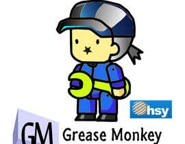 #162 for Design a Logo for The Grease Monkey af khaledfahmy84